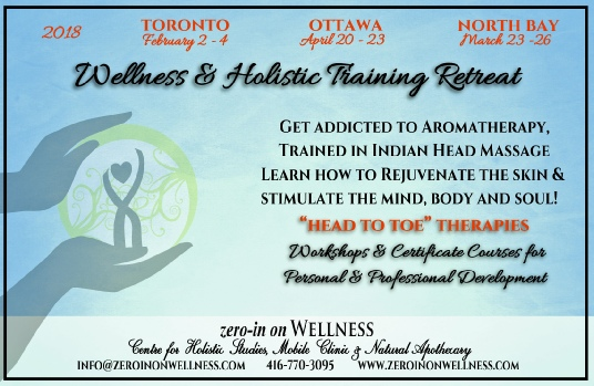 Wellness & Holistic Training Retreats